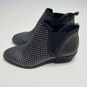 Betabrand Tennis Western Ankle Boots